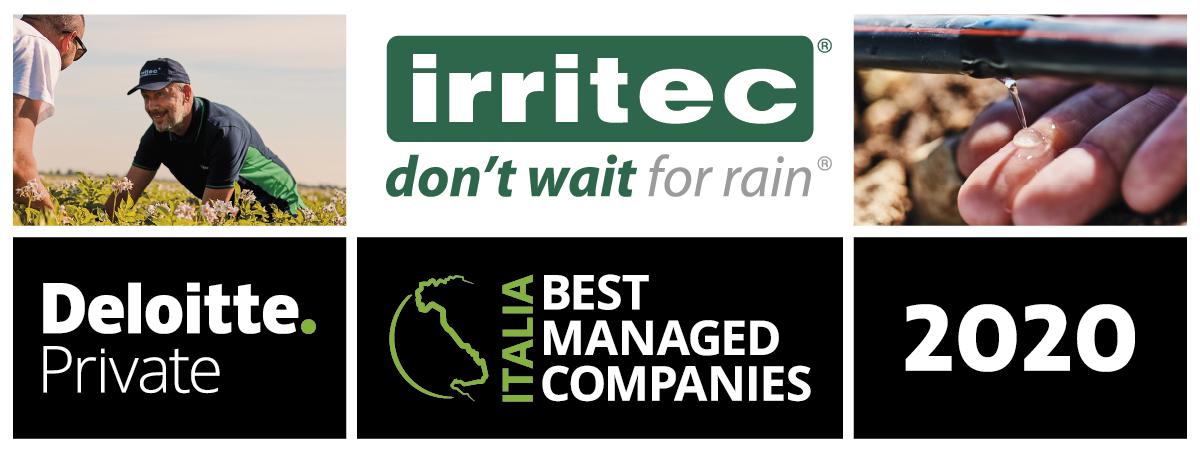 Irritec Tra Le Best Managed Companies Italiane Di Deloitte Irritec Italia